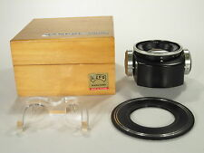 Janpol-color 5.6/80 mm M42 enlarger lens s/n 05527 (mint)