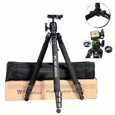 Pro Camera Fancier WF-6662A Tripod Stand Folding Dolly for CANON EOS 5D 6D 7D