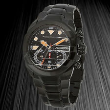 Chronotech Italian Designer Chronograph Mens Watch / MSRP $1,000.00