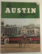 AUSTIN VINTAGE MAGAZINE GIUGNO 1957 Horse Guards trasporto truppe via LA COPERTURA DI COLORE