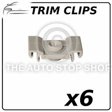 Clips Bodyside Trim Clips 7 MM Opel Astra G Part Number 11120 Pack of 6