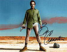 REPRINT - BRYAN CRANSTON 5 Breaking Bad autographed signed photo copy