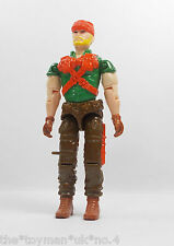 G.I. Joe-Rock N Roll-Figura De Acción-Hasbro 1989 - 3.75""