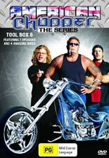 American Chopper : Collection 6 (DVD, 2006, 3-Disc Set)