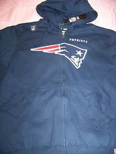 Team Apparel Men's New England Patriots Hoodie NWT Small