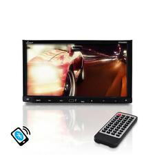 "NEW Lanzar SDN698BX 7"" Double DIN DVD Bluetooth CD AM/FM AUX Receiver Monitor"