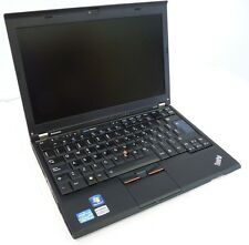 NOTEBOOK  LENOVO THINKPAD X220 INTEL CORE I5-2410M RAM 4GB HDD SSD 128GB WIN 7P