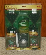 Stanley - Outdoor Bundle - (2) - 8/3 Power Cords & (1) - 2 Outlet Light Timer