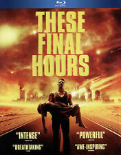 These Final Hours [Blu-ray] by Sarah Snook, Nathan Phillips, Daniel Henshall, D