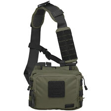 5.11 2-BANGER MILITARY CCW SHOULDER BAG ARMY EDC MAGAZINE MOLLE CARRIER OD TRAIL