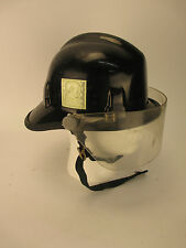 Vintage CAIRNS & Brother Rescue Helmet with Face Shield