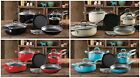 10-Piece Non-stick Cookware Set Pre-seasoned Vintage The Pioneer Woman New