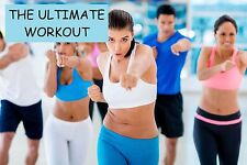 Pump It Up - The Ultimate Power Dance Workout , dance music DVD,aerobic exercise