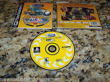 Big Race USA (PS1, 2000) Game Game Playstation 1 PS2
