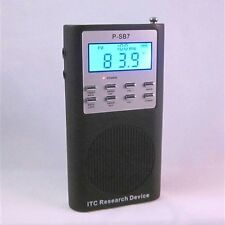 P-SB7 Rev3 Spirit Box EVP Frequency Sweep Radio Ghost Hunting Paranormal Device