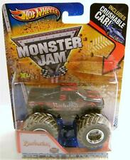 BARBARIAN VIKING MUD TRUCKS MONSTER JAM TRUCK DIECAST HOT WHEELS RARE