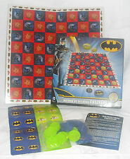 NEW BOXED BATMAN vs VILLAINS 2 PLAYER CHILDREN'S FAMILY BOARD GAME CHECKERS