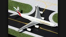 EMIRATES Airbus A340-500 Large Diecast Model Gemini 1:400 Scale Metal A6-ERH