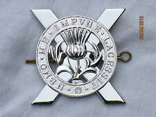 52 Lowland Regiment, schottisch, Scotland,Abzeichen,Badge,FIRMIN