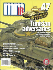 Military Miniatures In Review MMIR 47 French Armor Academy M3 Lee Tamiya Panzer