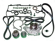 Timing Belt Kit Mazda Protege (1.8L) WATER PUMP TENSIONERS GASKETS SEALS BELTS