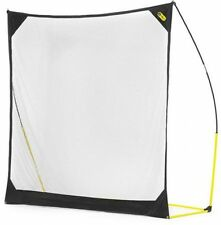 New 8' X 8' Golf Net With Target Indoor Outdoor Portable Easy To Use Carry Bag