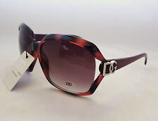 DG Eyewear Sunglasses PURPLE Vintage Designer New Women's Ladies Fashion Shades