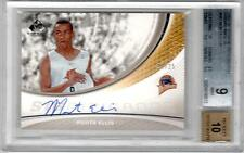 2005/06 SP GAME USED Significance MONTA  ELLIS Auto RC  BGS 9 /10  25/25