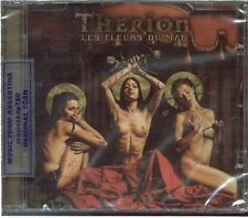 THERION LES FLEURS DU MAL + BONUS TRACK SEALED CD NEW 2013