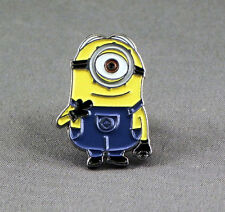Metal Enamel Pin Badge Brooch One Eye 1 Eye Stuart Stewart Min Me
