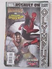 Hercules vs the Amazing Spiderman 1 NM  SKU10114 40% Off!