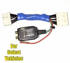 Add An Amp Amplifier Adapter Interface for select Subaru Factory Radios