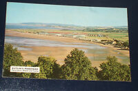BUTLINS MINEHEAD M9 PANORAMA - BEACH AND CAMP HOLIDAY CAMP POSTCARD