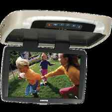 "12"" Audiovox Flipdown DVD player Monitor with Dome Lights"