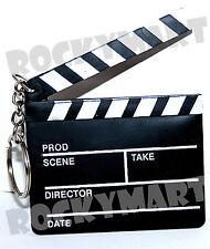 "Clapboard Key chain Directors Movie Tv Film"" Take one"" Party Favor COOL RM2617"