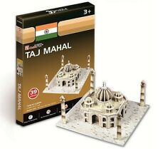 Taj Mahal 3D Puzzle boys girls Model Paper DIY Educational toys