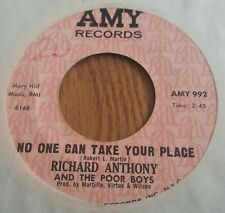 Richard Anthony And The Poor Boys ‎– I'm Not A Fool Anymore ~ (VG+)
