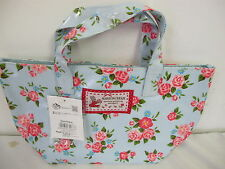MARRON CREAM SUTEKINA GARDEN NO DEKIAGARIL SANRIO VINYL FLOWER TOTE W TAG