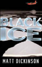DICKINSON,MATT-BLACK ICE  BOOK NEW