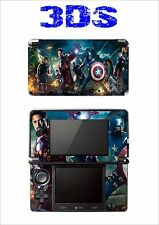 SKIN DECAL STICKER DECO FOR NINTENDO 3DS REF 179 AVENGERS