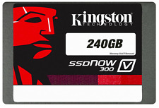 "New Kingston SSDNow V300 240GB SV300S37A/240G 2.5"" SATA III Solid State Drive"