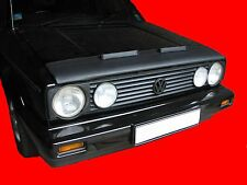 Volkswagen Golf 1 Cabrio MK1 1977-1983 CUSTOM CAR HOOD BRA NOSE FRONT END MASK2