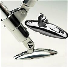 SS QUICK RELEASE Bimini Top Swivel Hinge 316 Stainless Steel SS Top / Side Mount