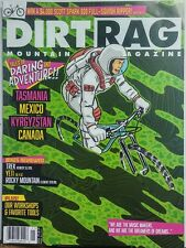 Dirt Rag Issue 195 Tales of Daring & Adventure Bikes Reviewed FREE SHIPPING sb