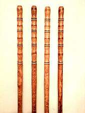 Shaft Walking Stick Making Wooden Sahfts for Stickmaking Part Cane Stick 33""