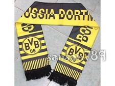 BVB Borussia Dortmund Football Club Soccer Scarf Neckerchief Fan Souvenir Gift
