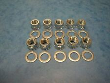 TRIUMPH BSA CYLINDER BASE NUT SET  T150 T160 TRIDENT  HURRICANE  ROCKET 3