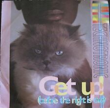 "Technotronic, get up, VG/EX 7"" Single 0651"