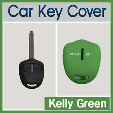 MITSUBISHI LANCER PAJERO OUTLANDER EVO TRITON 2B KEY SILICONE CAR COVER GREEN