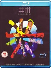 DEPECHE MODE - TOUR OF THE UNIVERSE: BARCELONA 20/21:11:09  (2 BLU-RAY) POP NEU